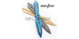 Set 3 Couteaux de Lancer Perfect Point PP-120-3