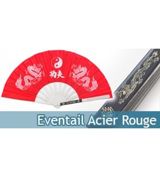 Eventail Acier Entrainement Black Dragon 2510-CRD