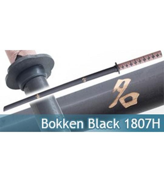 Bokken Noir Black Edition Epee Kendo Entrainement