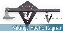 Vikings Epee du Roi Ragnar Lothbrok Replique Sabre