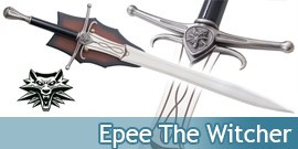 The Wticher Epee Replique Geralt de Riv Sabre