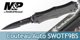 Couteau Automatique Smith&Wesson SWOTF9BS
