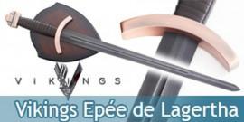 Vikings Epée de Lagertha Replique Acier