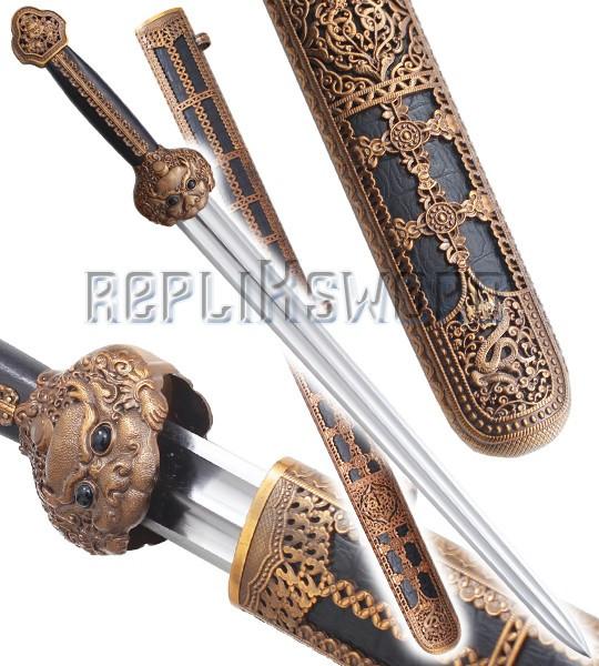 Epee Tranchante Imperiale de la Dynastie Ming Sabre
