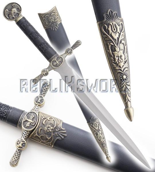 Dague Medievale Eagle Couteau