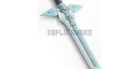 Sword Art Online Epée Repulser et Elucidator Model 80cm
