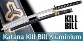 Kill Bill Katana de La Mariée Lame Aluminium