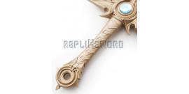 Diablo III Epee El'druin Tyrael Réplique en Acier