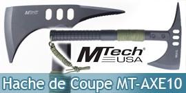 Hache de Coupe Mtech USA Hachette de Survie MT-AXE10