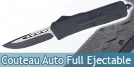 Couteau Automatique Lame Acier 440 Stainless A12