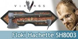 Floki Vilgeroarson Hachette et Herminette SH8003