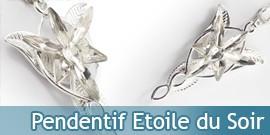 Bijour Arwen Eventar Etoile du Soir Replique Collier