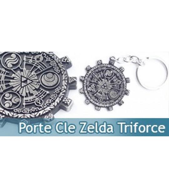 Porte Clé Link Tri Force Zelda