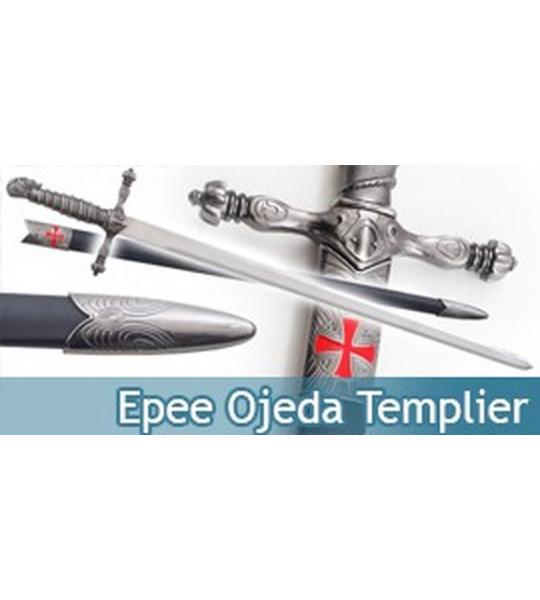 Epee Ojeda Creed Réplique Sabre Templier