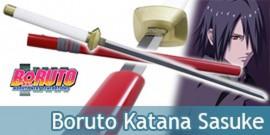 Boruto Katana Sasuke Epee Sabre Replique Acier