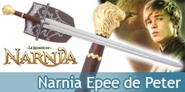 Le Monde de Narnia Epee du...