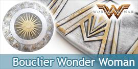 Wonder Woman Bouclier en...