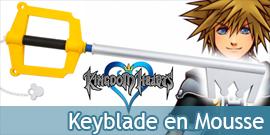 Kingdom Hearts Keyblade...