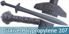 Epee Tout en Polypropylene...