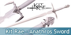 Kit Rae - Anathros Sword