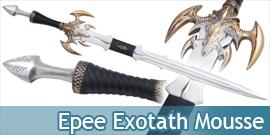 Exotath Epee Latex Mousse Epee Fantasy