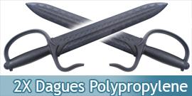 Double Dague Polypropylene...