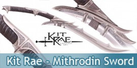 Kit Rae - Mithrodin Sword