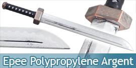Epee Sabre en Polypropylene...