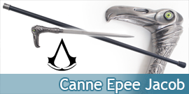 Canne Epee de Jacob Syndicate