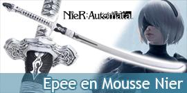 Nier Automata Epee Mousse...