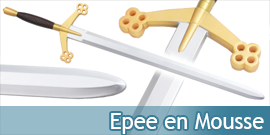 Epee en Mousse Claymore...