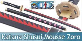 One Piece Katana Shusui...