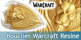 Warcraft Bouclier Roi Llane...