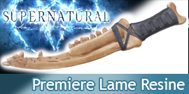 Supernatural Première Lame...
