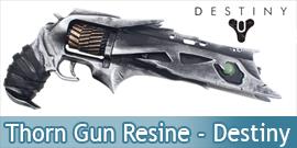 Destiny Exotic Gun Pistolet...