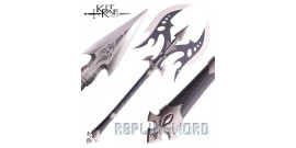 Kit Rae - Black Legion Axe