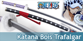 One Piece Katana en Bois...