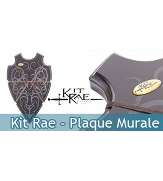 Kit Rae - Plaque Murale