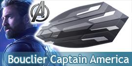 Bouclier Acier Captain...