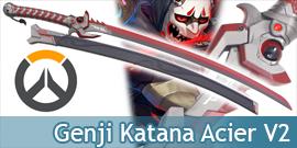 Sabre Oni Genji Ninja...