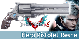 Devil May Cry 5 Pistolet...