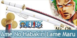 One Piece Katana Tranchant...