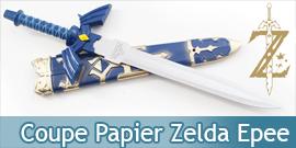 Coupe Papier Zelda Ouvre...