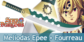Seven Deadly Sins Epee...