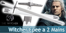 The Witcher Epee Geralt de...