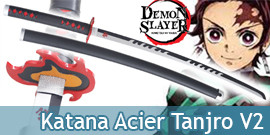 Demon Slayer Katana Tanjiro...