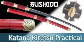 One Piece Katana Kitetsu...