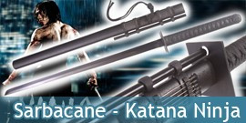 Sarbacane - Katana Ninja