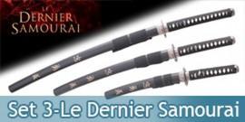 Katana Set 3 - le Dernier Samourai