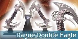 Double Dague Eagle
